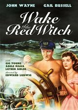 Wake of the Red Witch (2013, DVD NEW)