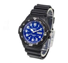 -Casio MRW200H-2B2 Analog Watch Brand New & 100% Authentic