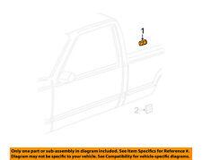 GM OEM Exterior-Cab-Emblem Badge Nameplate 15036136
