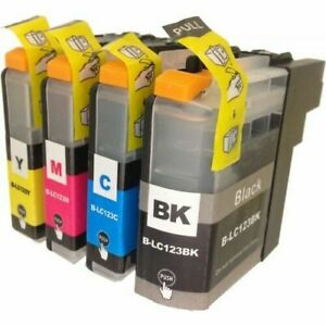 LC123 Compatible Ink Cartridges Non-OEM Lot