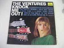 THE VENTURES KNOCK ME OUT ORIGINAL 1965 VINYL LP AUSTRALIAN PRESSING EXC COND