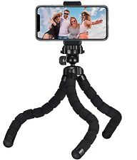 SUPPORTO CAVALLETTO PER SMARTPHONE MINI TREPPIEDI UNIVERSALE FLESSIBILE TRIPOD