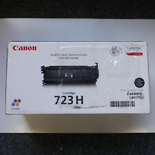 Brand New Sealed Genuine Canon 723H Toner Cartridge Black LBP7750C