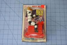 Mattel 1967  Major Matt Mason Man in Space Figure 6318 New in Box Unpunched Card