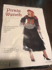 Pirate Wench Costume Woman Medium (10-12)