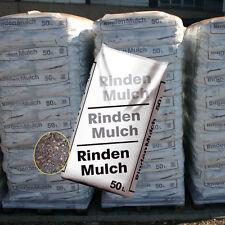 48 Sack Rindenmulch á 50 Liter = 2400 L Garten-Mulch 0-40mm Qualität aus Bayern!