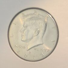 2013 (D) JFK KENNEDY HALF DOLLAR UNCIRCULATED FROM US MINT ROLLS FREE SHIPPING