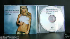 Britney Spears feat Madonna - Me Against The Music 3 Track CD Single CD1