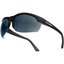BOLLE SAFETY SUPER NYLSUN III SUNGLASSES TACTICAL SPECTACLES SMOKE BLACK FRAME