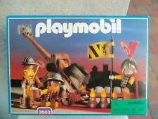 Playmobil Medieval Knights with Catapault
