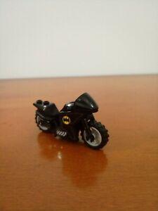 Lego Batman Motorcycle 76160 with Logo Stickers Super Heroes Sport Black Bike