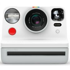 Polaroid Now Instant Camera - White
