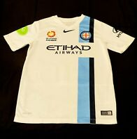 Melbourne City FC A-League Soccer Nike Jersey 👕⚽️🇦🇺🏆