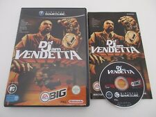 DEF JAM VENDETTA - NINTENDO GAMECUBE - Jeu GAME CUBE Complet PAL Fr