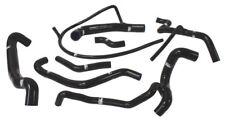 MK3 GOLF Samco Hose Kit, Coolant, Mk3 Golf VR6 7 Hose, Black - WC121TCS109CBLK