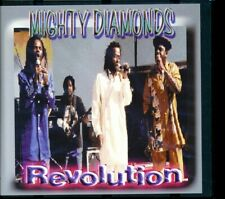 Music CD The Mighty Diamonds Revolution 2002 Sealed ExWorks Reggae Roots Lovers