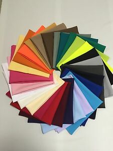 Plain Bi Stretch Polyester Fabric Material  Suit / Dress Making / Venue Dressing