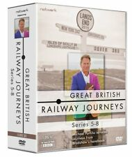Great British Railway Journeys - Complete Series 5, 6, 7 & 8