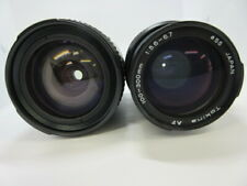 Tokina AF 100-300mm f/5.6-6.7 Minolta Sony A mount Lens Excellent japan