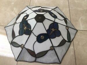 Lampenschirm Tiffany Durchmesser 48 cm