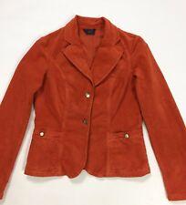 Trussardi jeans 46 corduroy velluto jacket giacca giacchetta usata vintage T2279