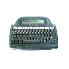 AlphaSmart Inc. Alpha Smart 3000 Word Processor, Portable Digital Typewriter #2