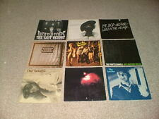 NINE PUNK / NEW WAVE SLEEVES ONLY,SMITHS,JULIAN COPE,JOY DIVISION,PROFESSIONALS