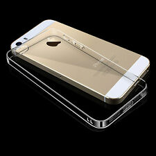 Ultrathin Soft Case Back Cover TPU for Apple iPhone 5 5S SE Transparent ARL2 1