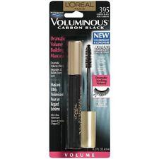 LOREAL Voluminous Original Mascara Carbon Black 395 NEW in packet WATERPROOF