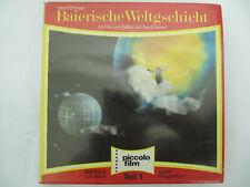 """Super 8 Zeichetrickfilm: """"Baierische Weltgschicht. Teil - 1"""". №- 82.44"""