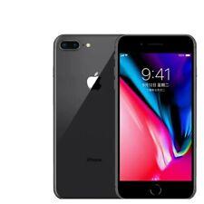Apple iPhone 8 Plus Factory Unlocked 4G LTE Smartphone - Used