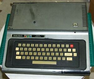 Tandy TRS-80 64K Color Computer 1 Coco  vintage computer from the 1980s
