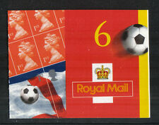 Great Britain 2002 World Cup Soccer sa booklet--Attractive Topical (2058a) MNH