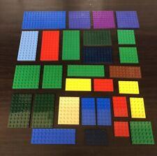 LEGO Mattoni 50 X Bianco 2x4 PIN-Set da Nuovo di Zecca inviati in un sacchetto trasparente sigillati