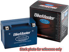 TruGel Battery BikeMaster MG12A-BS - Motorcycle Applications