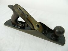 Vintage Stanley Bailey Plane No.5 Tool SW Sweetheart Made USA Japanning Woodwork