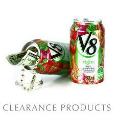 Vegetable Juice Diversion Home Security Storage Safe Can - HIDE VALUABLES