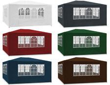Tonnelle Maui - 3x4m - Barnum revêtement imperméable - Tente de jardin Pavillon