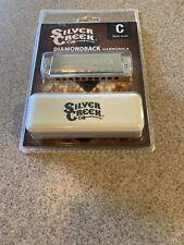 Silver Creek Diamondback Harmonica C
