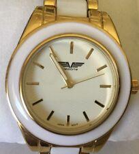Ladies Deporte Kemora White Dial Bracelet Wristwatch