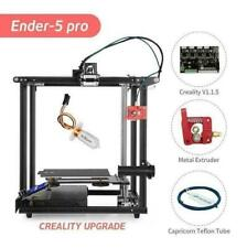 Creality Ender 5 Pro With BL Touch Auto Bed Levelling 3D Printer Software: Cura