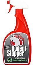 Rodent Stopper Rs-U-016 Mouse & Rat Repellent, 32 Oz