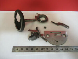 FOR PARTS OLD SINGER SEWING MACHINE MODEL 66 bobbin ASSEMBLY as picture &100-S-3