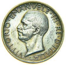 [NC] VITTORIO EMANUELE III - SAVOIA - 5 LIRE AQUILOTTO 1930 (nc2053)