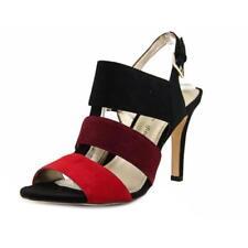 Sandalias y chanclas de mujer de color principal negro de ante Talla 39