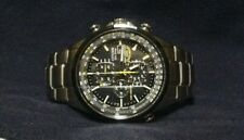 Citizen Eco-Drive Blue Angles AT8020-54L Wrist Watch for Men