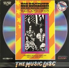 Big Brother and the Holding Company (Laserdisc) Extended Play Single Disc