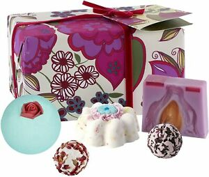 Bath Bombs Luxury Gift Set Bomb Cosmetics For Women Natural Lush Pamper Handmade