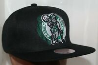 Boston Celtics Mitchell & Ness NBA Team Logo Snapback,Hat,Cap        $ 35.00 NEW
