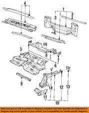 Saturn GM OEM 91-97 SL1 Rear Body-Rear Floor Pan 21123270